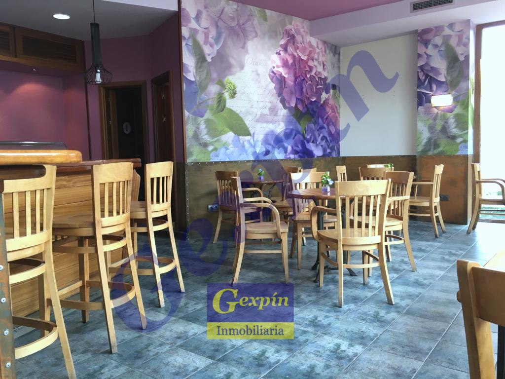 Cafetería con Licencia en zona de Acea de Olga